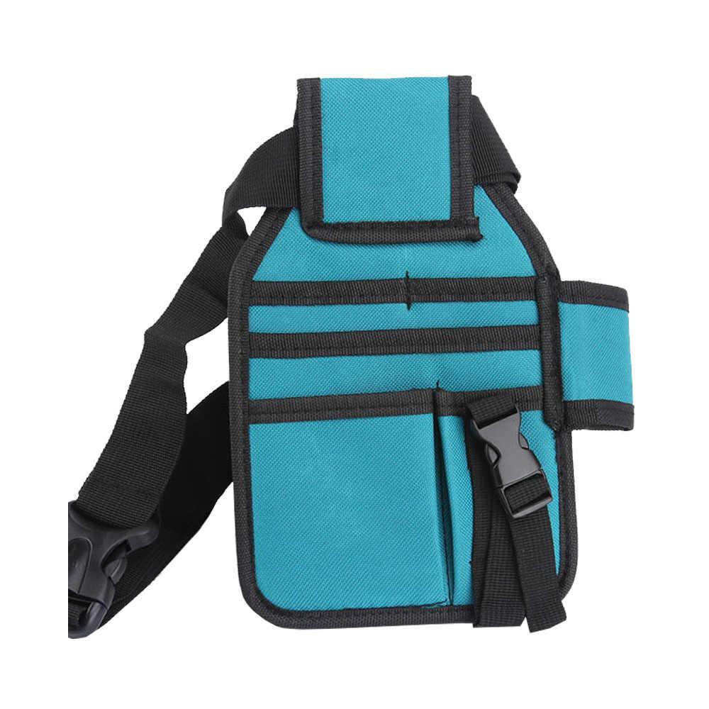 3 tipos bolsa de almacenamiento bolsa de herramientas amarillo. 39 x 28 x 25 cm 1 bolsa portaherramientas de tela Oxford