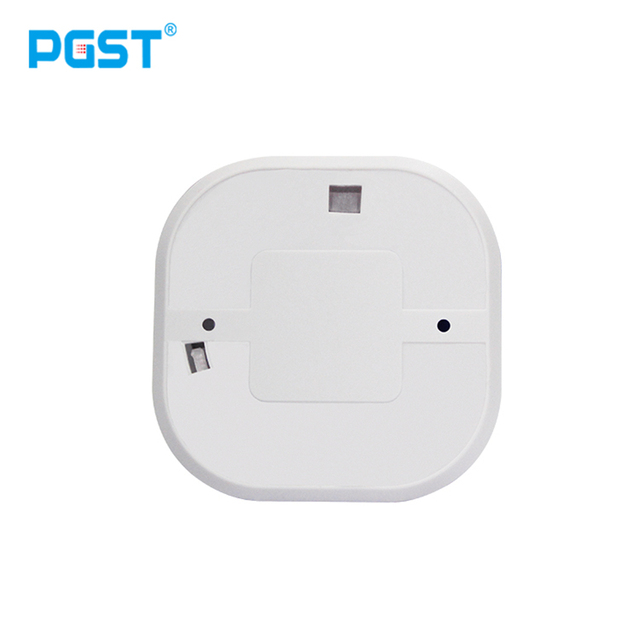 Wireless Fire Protection Temperature and Smoke Double alarm Detector  5
