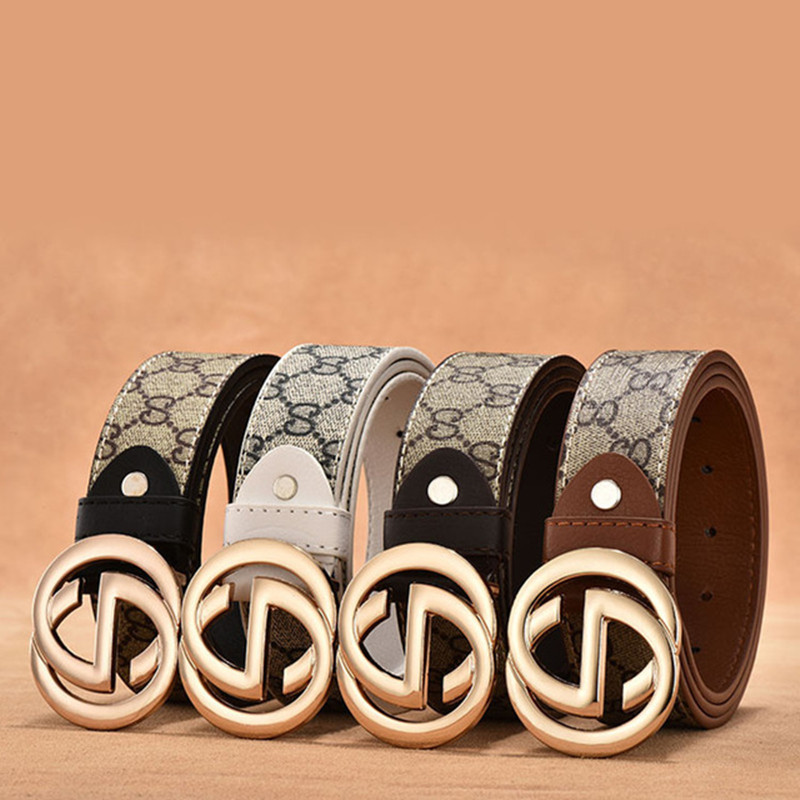 High Quality Male Casual Genuine Real Leather Buckle Brand 2s