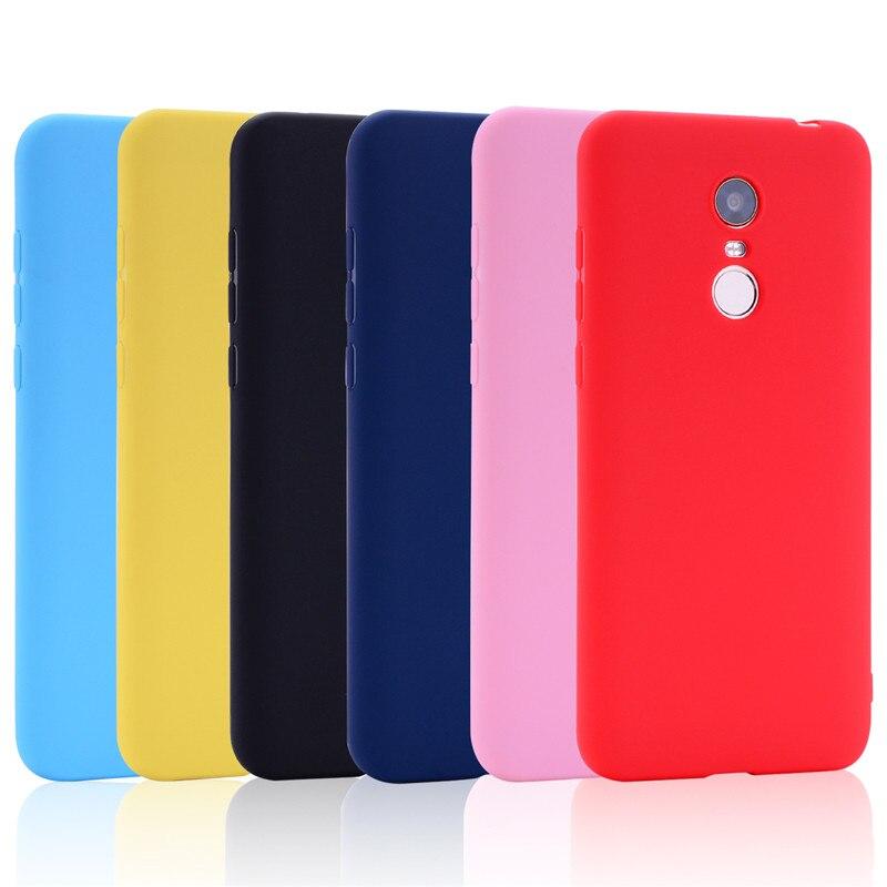 cff79eb91 Silicon Case For Xiaomi Redmi 6A 4A 5A Note 5A 4 5 6 Pro Redmi 4X5 Plus