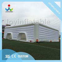 25X24X8M Inflatable tent for party or event,four doors large inflatable event marquee for sale