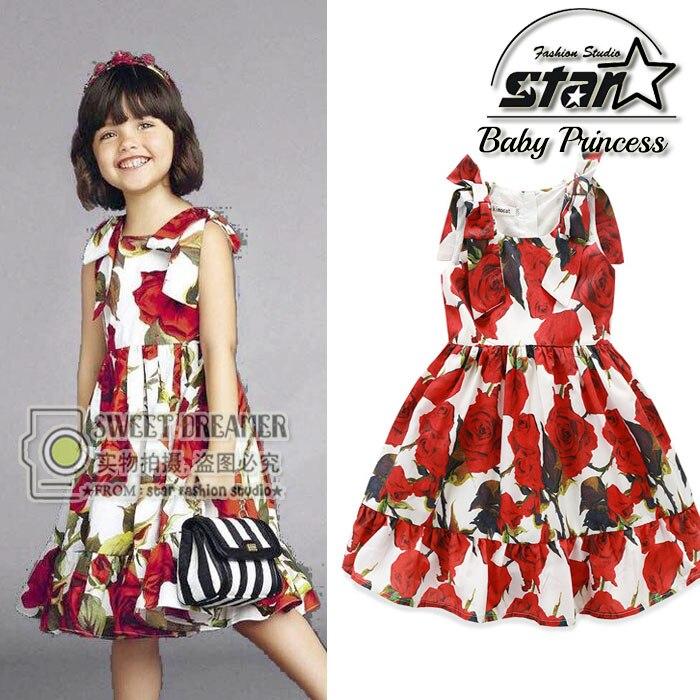 Designer Girls Holiday Dresses Promotion-Shop for Promotional ...