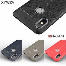 sFor Xiaomi Redmi S2 Case Luxury Rubber Silicone Phone For Back Cover S 2 Coque Fundas