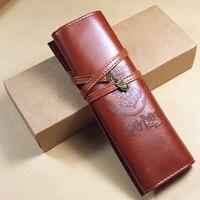 Harry Potter Leather Pen Bag Toy Cosplay Pencil Case 20 18 5cm Cartoon Anime Hogwarts School