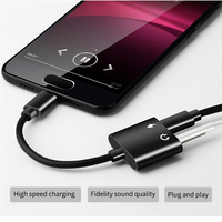 cable samsung USB Type C Audio Adapter Type-C to 3.5mm Jack Earphone Audio Converter Cable for Samsung S8 Huawei mate 9  LG G5 G6 Xiaomi 6 (2)