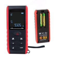 Buy KXL-E80 0.05-80m Mrange Finder Trena Laser Tape Range Finder Build Measure Device Ruler Test Tool