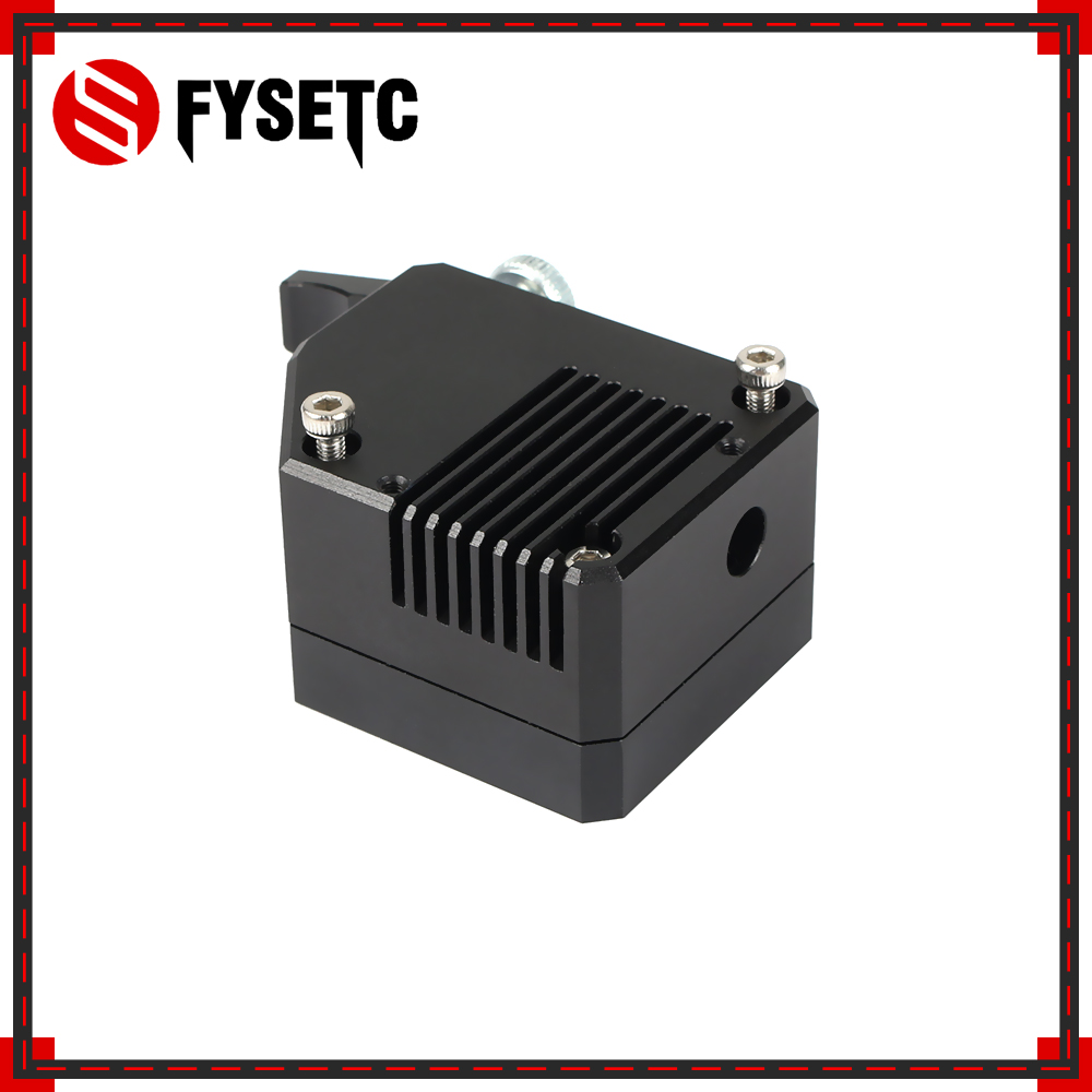 Image 4 - BMG All Metal Extruder Left/right Cloned Extruder Dual Drive  Extruder For Wanhao D9 Creality CR10 Ender 3 Anet E103D Printer Parts