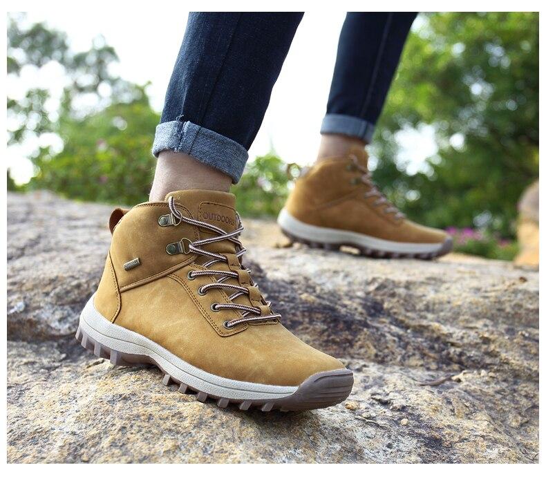 احذية رجالية لفصل الشتاء حجم 39-46 20