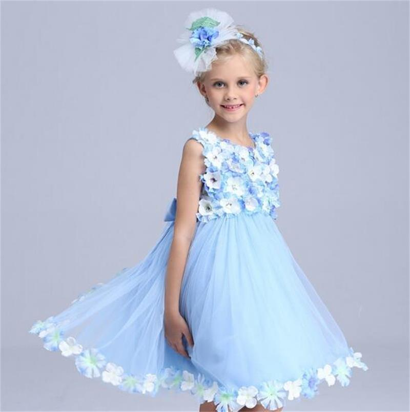 The Flower Child Dress Baby Girls Cinderella Dress Big Girls Clothing Princess Party Dress Flowers Dress Girls Costume Free Ship the flower child dress baby girls cinderella dress big girls clothing princess party dress flowers dress girls costume free ship