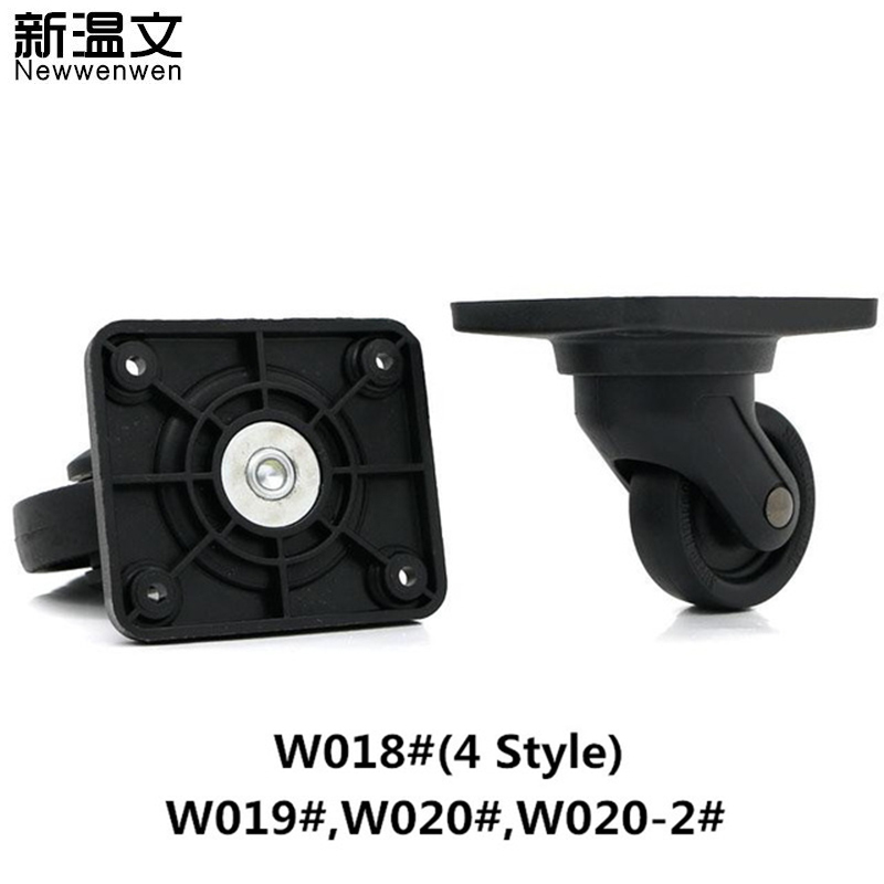 DIY Replacement luggage wheels,Trolley Luggage Accessories,Repair Travel wheel for suitcase,W018#,W019#,W020# guguluza replacement wheels for suitcases trolley case luggage wheel repair travel suitcase parts accessories luggage wheel w144