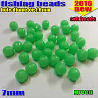 2016 fishing beads glow beads  hard/soft beads size:2mm--12mm advanced plastic beads 500pcs/lot 10mm=300pcs/lot 12mm=150pcs/lot