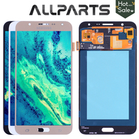 Super AMOLED 5 5 LCD For SAMSUNG Galaxy J7 2015 J700 LCD Display Touch Screen Digitizer