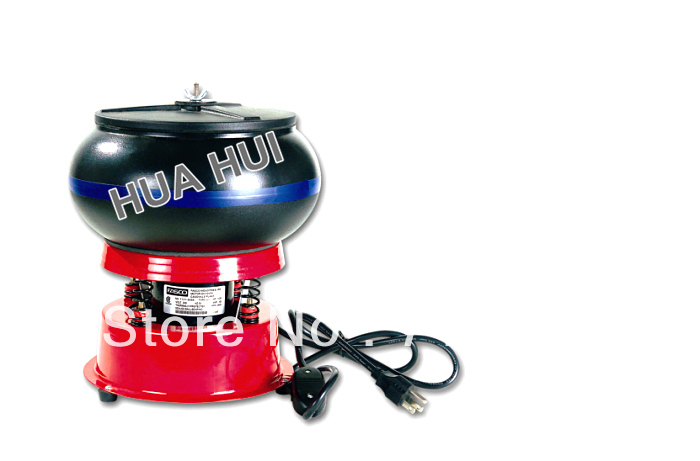 Vibratory Tumbler, tumbling Polishing machine Hot Sale Jewellery Polisher