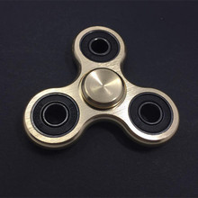Fidget Spinner Toy Ultra Durable Stainless Steel Bearing High Speed 1-5 Min Spins Precision Metal Material Hand spinner EDC ADHD