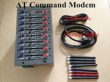 SMS GSM 8 Ports Modem pool with USB Interface 900 1800MHz USSD recharge sms gate way