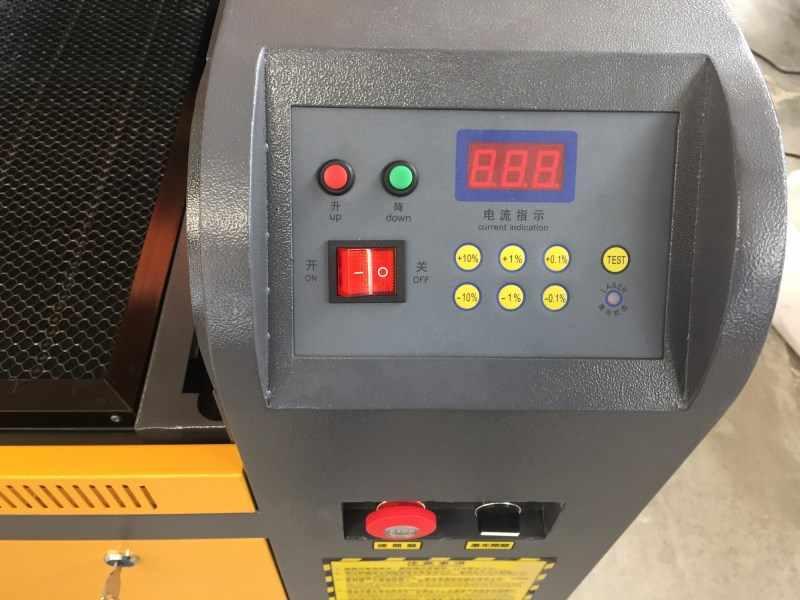 Envío Gratis láser CNC 6090 máquina de grabado láser 100W co2 máquina de grabado láser máquina de corte láser máquina de diygrabado