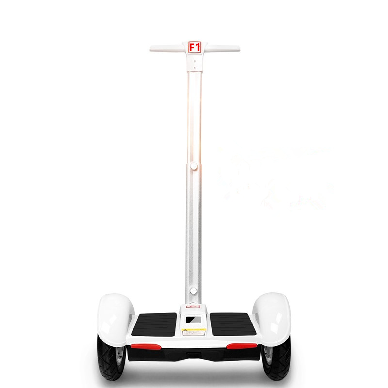 EBM F1 TWO wheel with handle smart self balancing scooter electric font b hoverboard b font