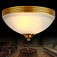 Europe and The United States Retro Ceiling Lamp Room Lighting Luminaria Modern Led Ceiling Lights Led Ceiling Lights Living Room