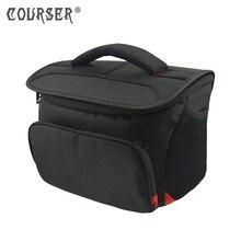 COURSERR New Fashion Nylon Camera Shoulder Bag Handbag Digital Camera Bag SLR Camera Case