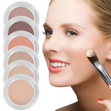imixlot Makeup Blusher Top Quality Professional Cheek 6 Colors Baked Blush Bronzer Face Contour