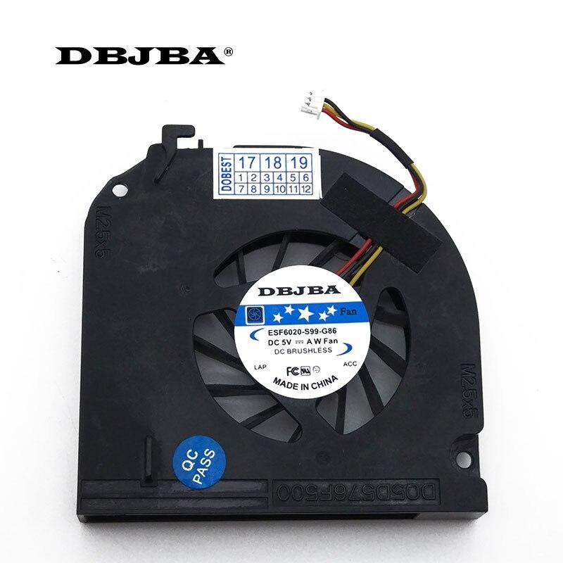 DELL Latitude D820 D830 D531 M65 M4300 M6300 1531 pp04x CPU Cooling fan cooler