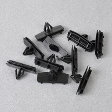 CITALL 55157055AA 10x Black Fender Flare Moulding Clip For Jeep Liberty Wrangler 2005 2006 2007 – 2010 2011 2012 2013 2014 2015