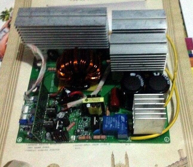 Deska plošných spojů ZX7 120 IGBT PCB Jednotná deska pro - Svářecí technika - Fotografie 6