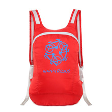 Custom Ultra-light Outdoor Folding Backpack Skin Bag 14-20L A4429