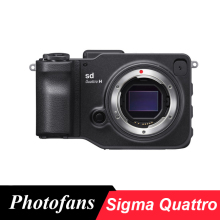 Sigma  sd Quattro H Mirrorless Digital Camera (Body only without Lens)