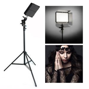 Image 2 - Travor 600 sztuk światło dzienne światło led do kamery lampa studyjna 3200K 5500k 75W oświetlenie fotograficzne z 2.4G bezprzewodowy pilot zdalnego i youtube