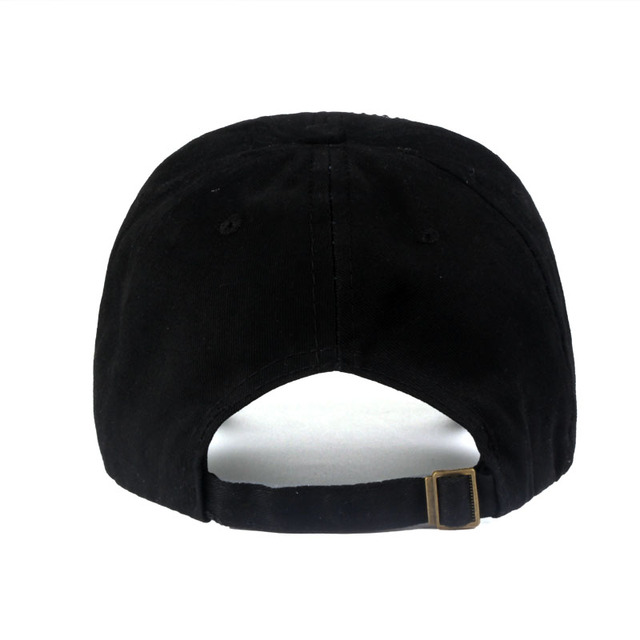 Rhinestones Skull Peaked cap
