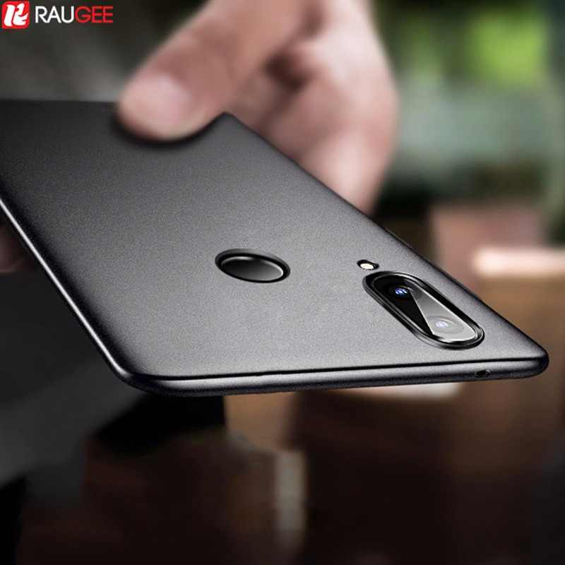 Matte Case For Huawei P Smart 2019 Case Luxury Silicon Full Cover Ultra Slim Back Cover For Huawei P Smart PSmart 2019 Case