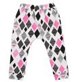 Toddler Baby Boys Girls Bottoms Pants summer kids Geometric print Harem Pants Leggings children clotehs  0-4T