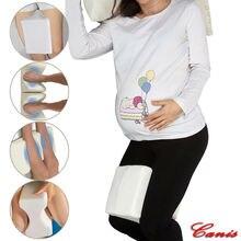 Нога/Подушка для колен твердая пена памяти для беременности после хирургического снятия колена