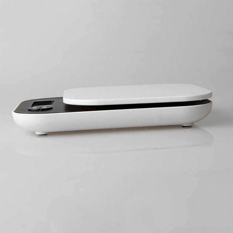Toidu digitaalkaalud elektrooniline miniköögiskaala 2KG 5KG - Mõõtevahendid - Foto 4