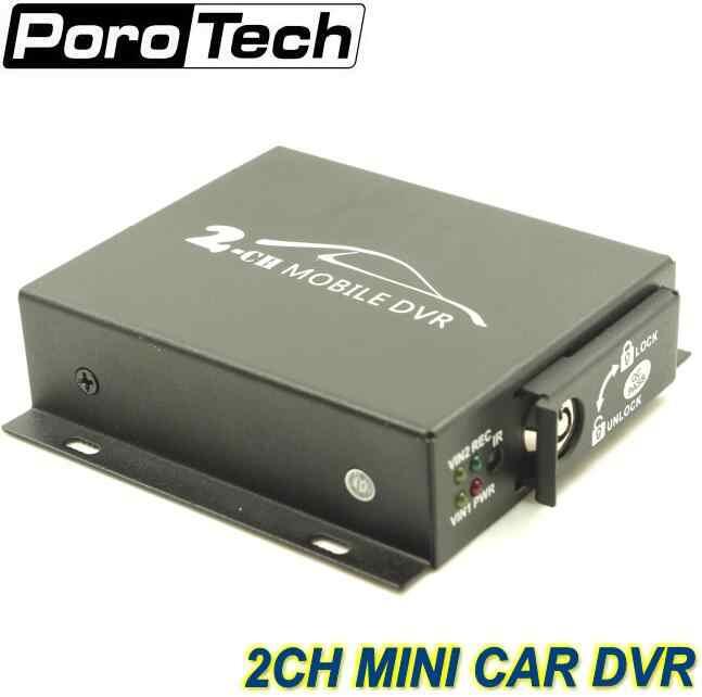 2Ch маленькие игрушечные машинки видеорегистратор автобус мини мобильный цифровой видеорегистратор для автомобиля I/O сигнал движения обнаружения макс до 128 ГБ sd-карта