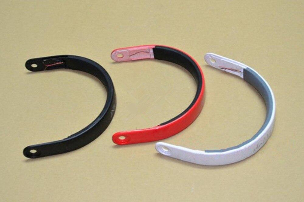 bilder für 1 Stücke Ersatz Stirnbänder Stirnbänder Kissen Kopfhörer Ersatzteile für Beats Mixr MIX Headset Kopfhörer