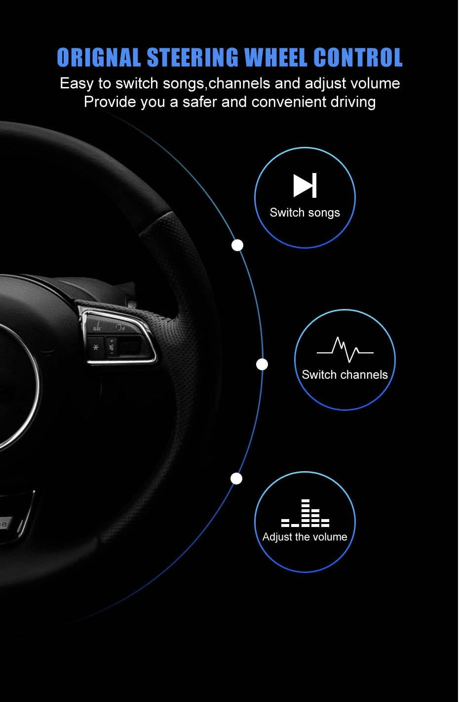 Stereo cùng Android Đầu 5