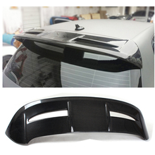 цена на Carbon Fiber Rear Trunk Roof Spoiler Decoration Use For Volkswagen VW Golf 6 VI MK6 Standard 2010-2013 RS Style