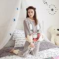 Теплая женская пижама с кроликом Bugs Bunny (Багз Банни)