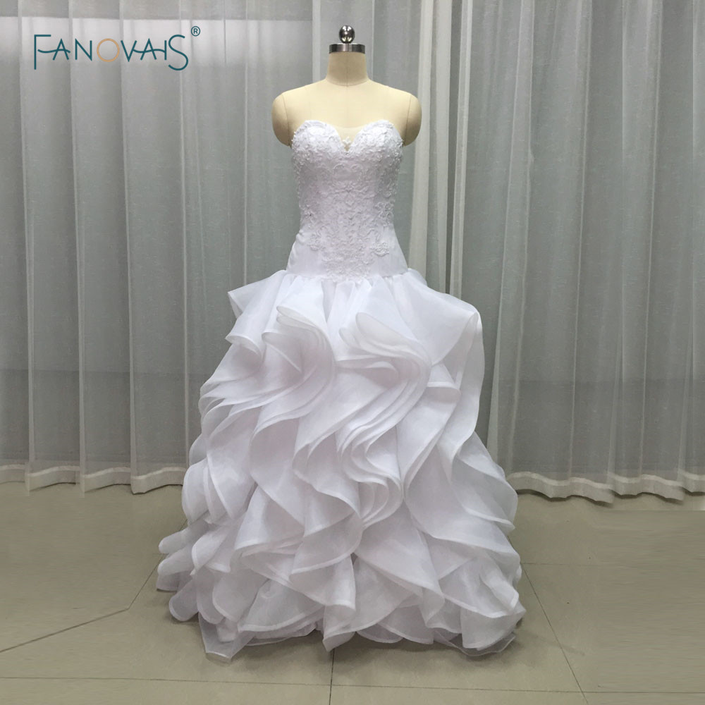Low Waist Wedding Gowns: Free Shipping Low Waist Slim New Style Ivory/white Long