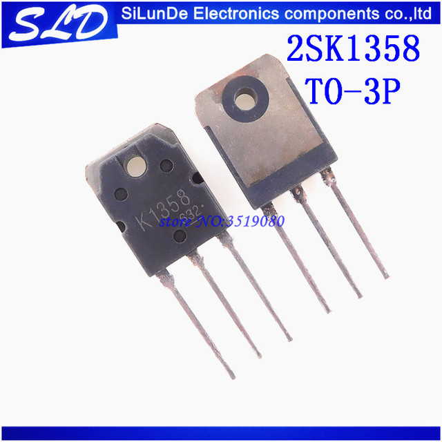 Free Shipping 20pcs/lot 2SK1358 K1358 MOS FET Tube 900V9A TO 3P new and Original in stock