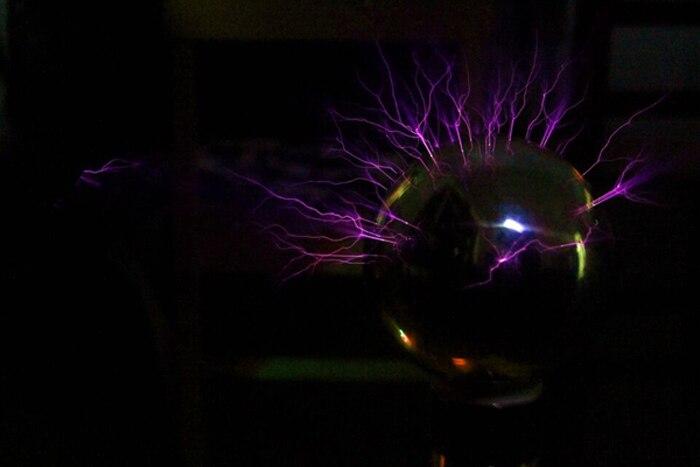 Expérience d'enseignement de générateur Marx de générateur clignotant étonnant de bobine de tesla - 6