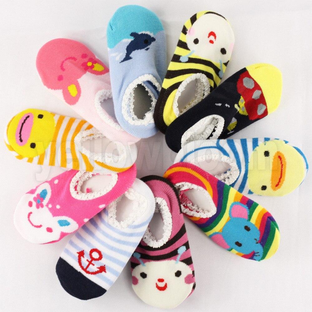 Aliexpress.com : Buy Non slip Baby Toddler Low cut Socks ...