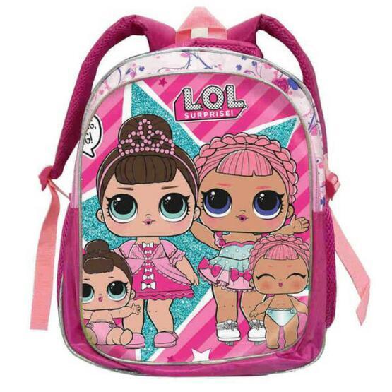 150290080b0f Школьная сумка рюкзак Роналду LOL кукла с принтом для мальчиков школьный  портфель Книга сумки Дети школьные