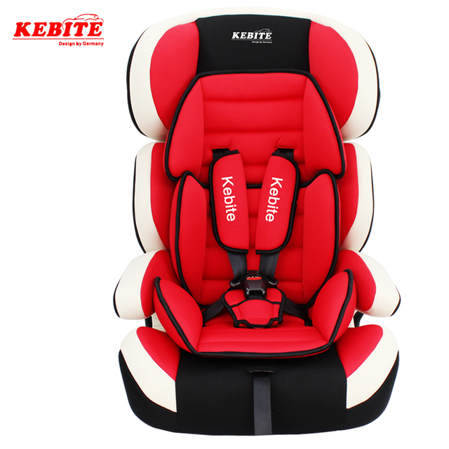 Asiento de seguridad para niños 0-4 años de edad 3-12 años de edad del bebé seguro bebé asiento de coche Corbett 3C certificación