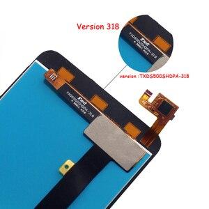 Image 5 - Ban đầu Cho ZTE Blade A610 A610C A611 A612 MÀN HÌNH Hiển Thị LCD Bộ Số Hóa Màn Hình Cảm Ứng Cho ZTE Blade A610 BA610 Màn Hình màn hình hiển thị