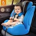 Babysing convertible asiento de seguridad infantil, lujo Bebé Isofix Asiento de Automóvil Beige, rojo, amarillo, azul, vino Rojo M3