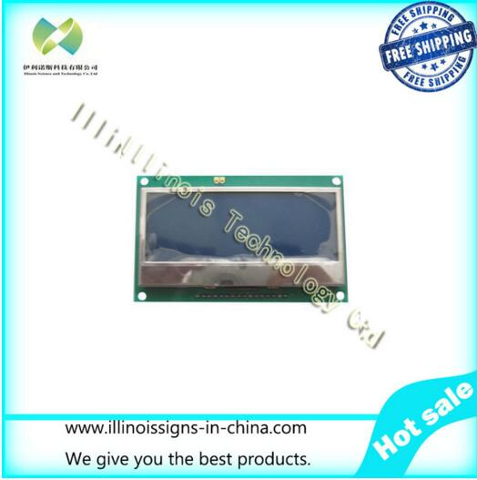 ФОТО XULI X6-1880 / X6-2000 / X6-2600 / X6-3200 Eco Solvent Printers LCD Display