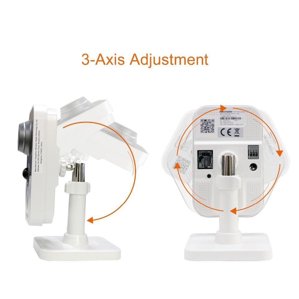 Hikvision trådlös IP-kamera 1080P DS-2CD2442FWD-IW 4MP Inomhus - Säkerhet och skydd - Foto 4